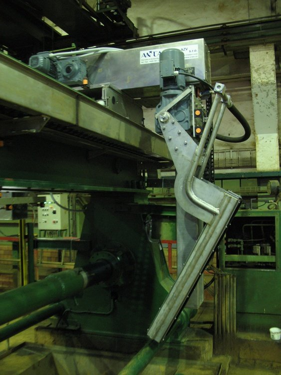 Assembly of washer 1200<br />